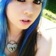 Blue Hairr:3
