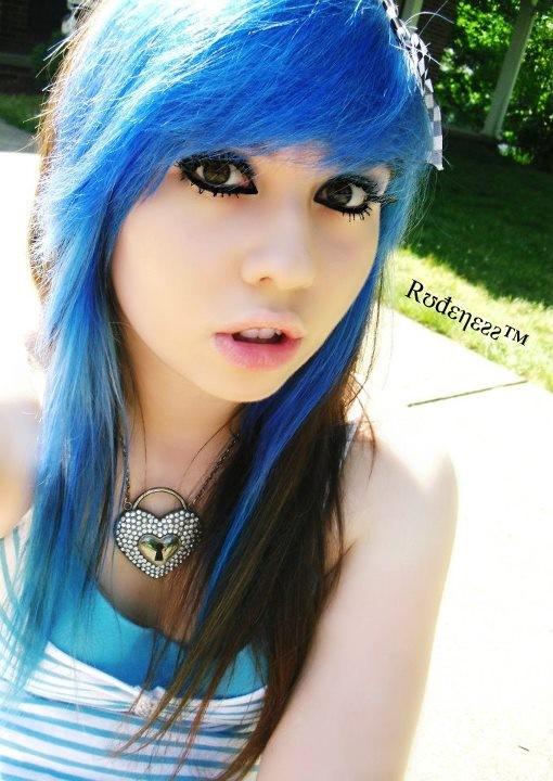 Blue Hairr:3