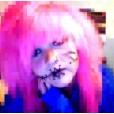I has pink haair!