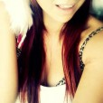When I had red hair ! miss it