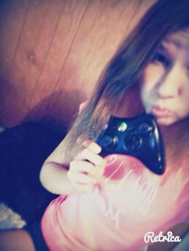 Yes i'm a girl gamer