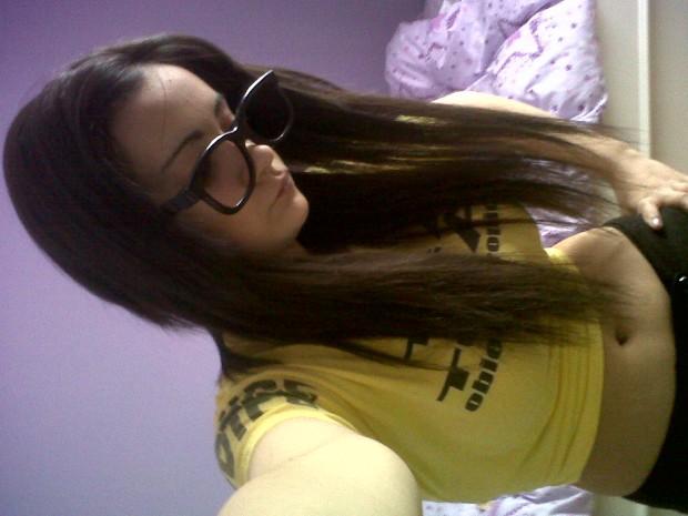 ME Wiv My Glasses Again (: